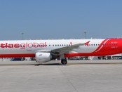 Atlasglobal Airlinesin Airbus A321